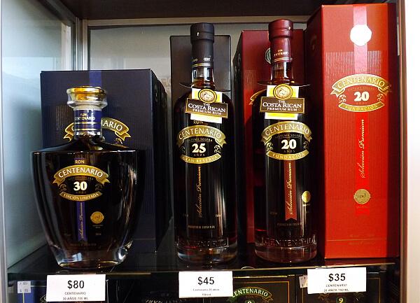 Centenario rum review