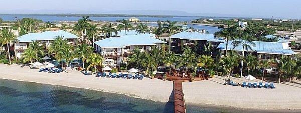 Chabil Mar resort in Placencia