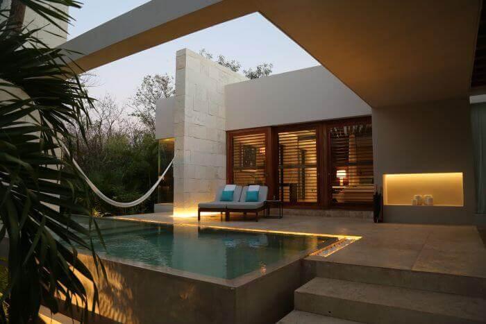 The hacienda hotel re imagined chable resort spa for Hotel luxury merida