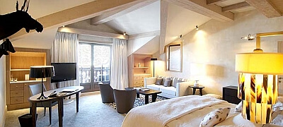 LVMH Cheval Blanc Resort in the Alps