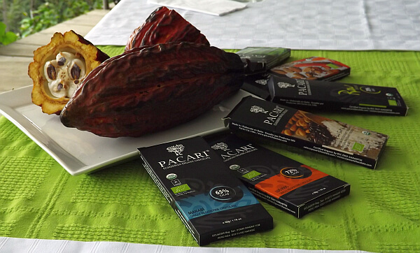 chocolate Latin America