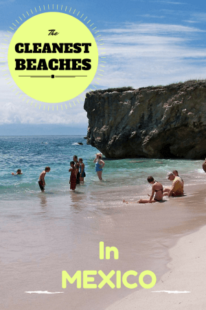 cleanest beaches in Mexico