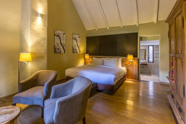 Colca Canyon Lodge suite