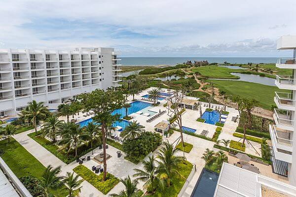 New Conrad Cartagena Resort in Colombia review