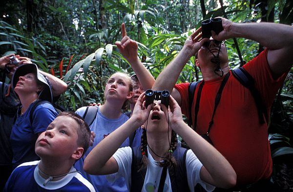 Costa Rica family travel tour