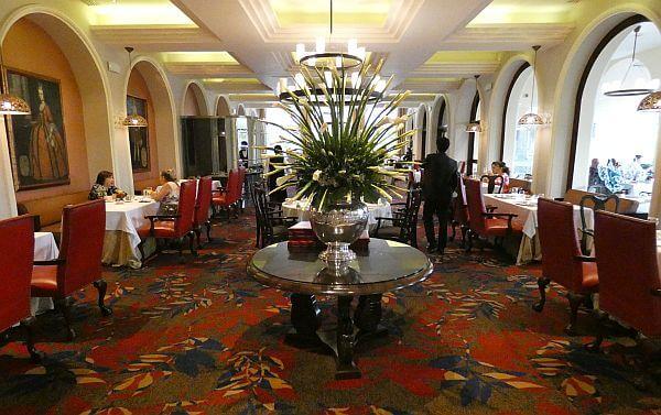 Perroquet Restaurant San Isidro Lima Peru