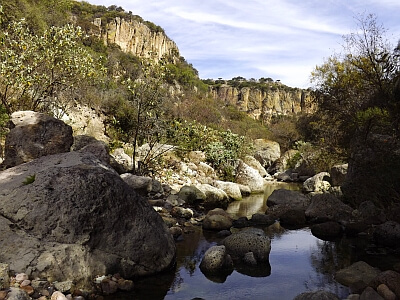Coyote Canyon Mexico