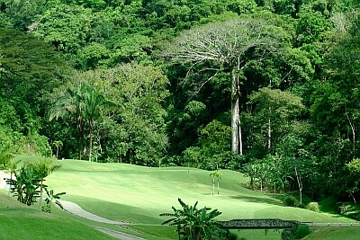 Golf course near Jaco