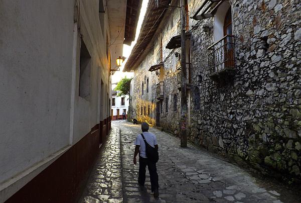Cuetzalan street