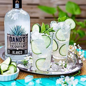 cocktail from blanco tequila
