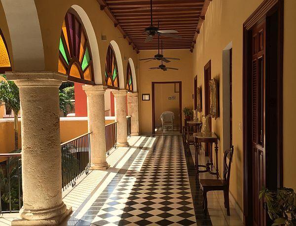 Don Gustavo Campeche Mexico hotel