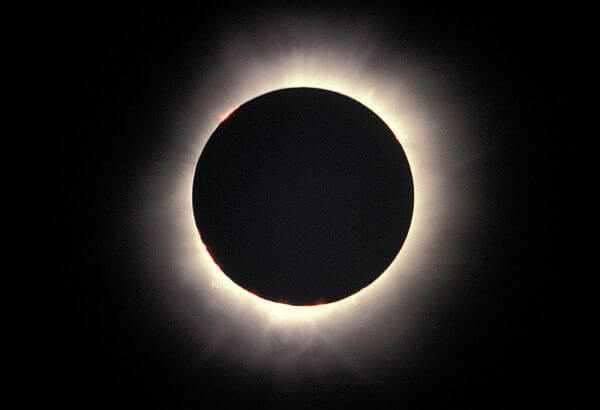 South America solar eclipses 2019 and 2020