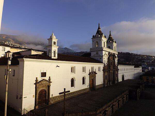 Travel Ecuador Quito