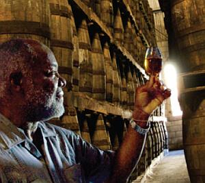Demerara Distillers El Dorado rum