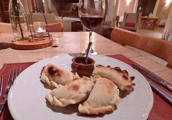 Empanadas cooking class Argentina
