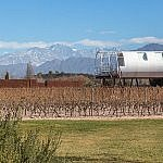 Villa at Entre Cielos hotel in the Mendoza province of Argentina