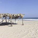 Escondido Hotel beach Oaxaca coast
