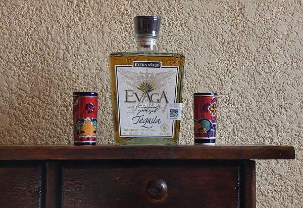 Evaga Extra Anejo Tequila review