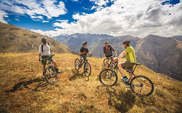 Sacred Valley biking excursion from explora Peru