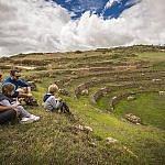 Explora Valley Sagrado family adventure excursion