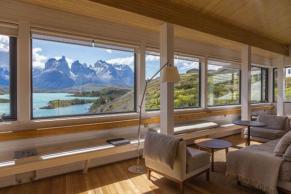 Torres del Paine luxury lodge
