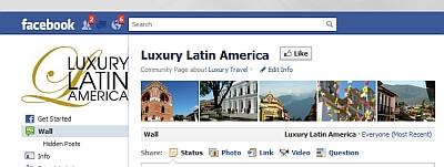 facebook luxury latin america