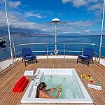 Galapagos Passion ship for small group charters