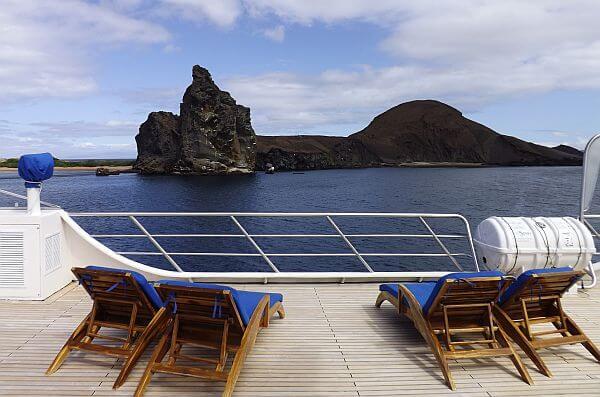 wealthy adventure travelers Galapagos