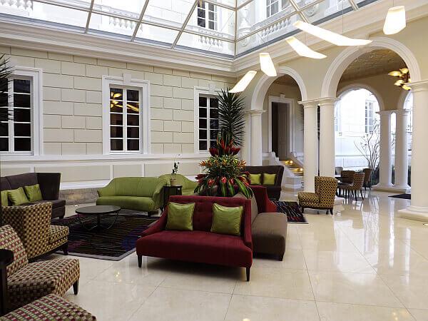 best Quito hotel