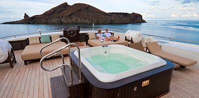 Galapagos Islands luxury