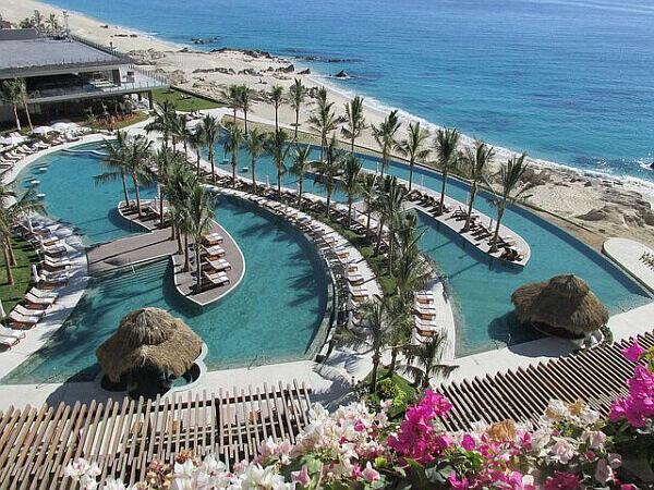 all-inclusive Los Cabos resort