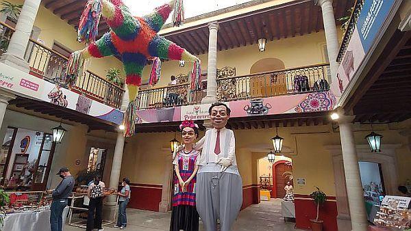 Guanajuato shopping artisan market