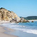 Huatulco beach reached by kayak tour