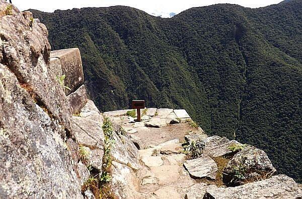 Huaynu PIcchu hike Peru