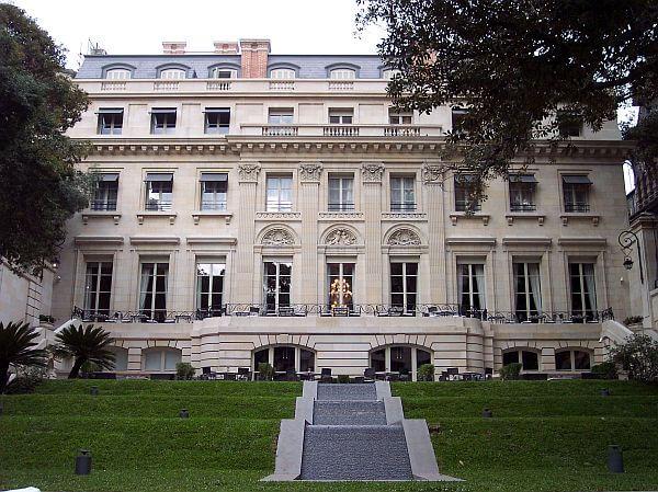 Hyatt Buenos Aires palace hotel Palacio Duhau