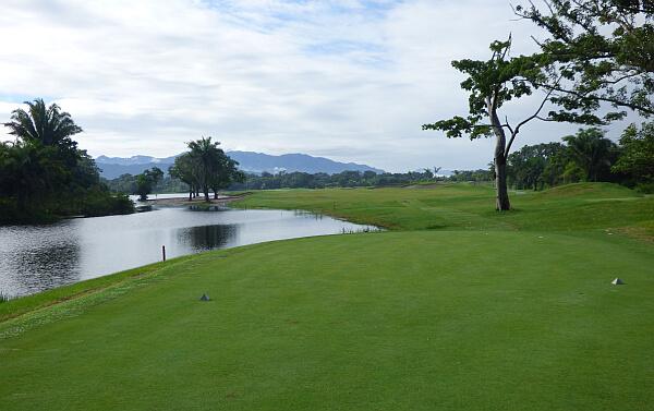PGA course Honduras