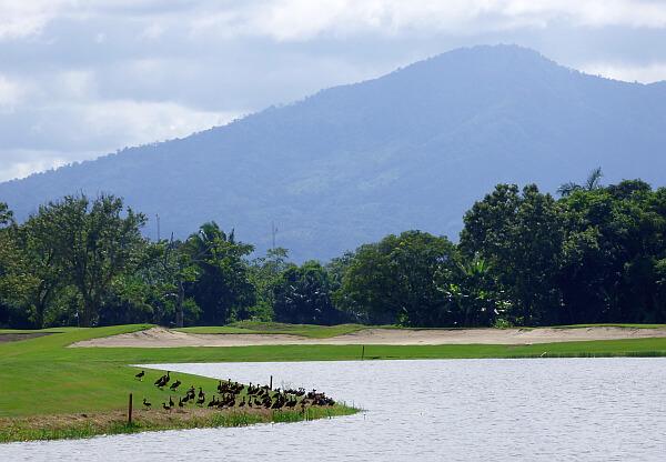 Indura Central America golf