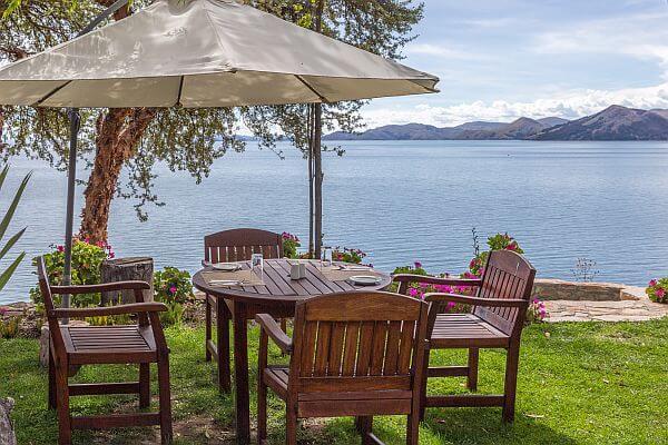 Isla Suasi Hotel Lake Titicaca Peru