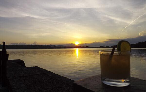 rent a resort like Jicaro Island