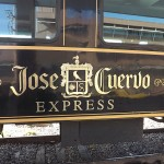 luxury train tequila