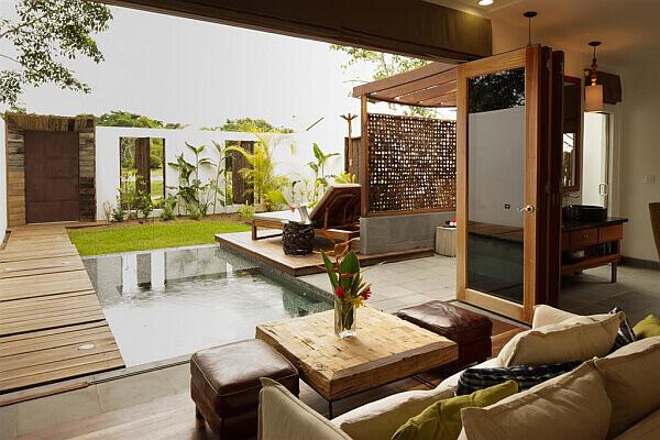 Kaana Resort villa