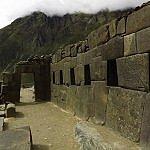 custom tour of Peru Ollyatantambo