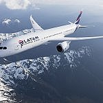 LATAM Airlines jet South America