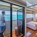 Latin Trails Sea Star Journey with balcony
