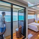 Latin Trails Sea Star Journey with balcony