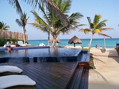 Hotel Le Reve, Riviera Maya, Mexico