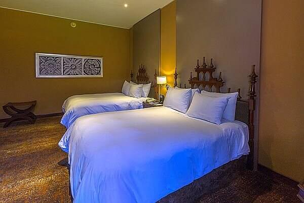 Libertador Arequipa room