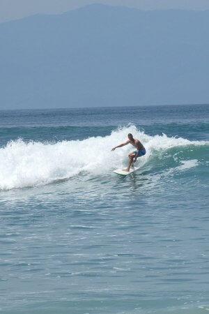 El Surf Club Punta de Mita beach club Nayarit