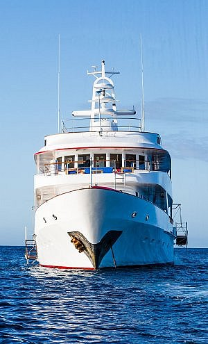 For a small group or extended family, a Galapagos small ship yacht charter can be the best booking option