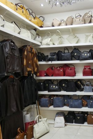 Leon Mexico leather goods